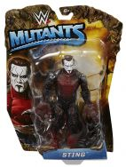 WWE Wresting Trade Up Mutants - Sting Action Figure